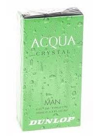 Dunlop Acqua Crystal EDT 100 ml Erkek Parfüm
